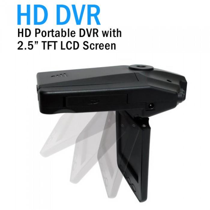 Video registratorius HD DVR-2