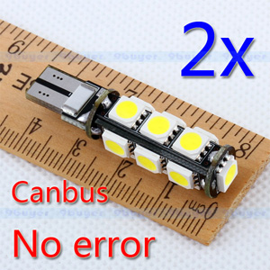 CANBUS T10 W5W 13LED-2